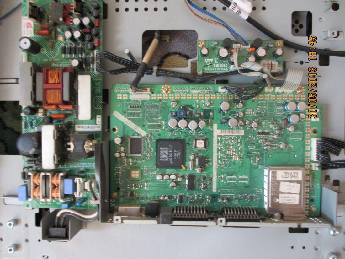 Схема платы кинескопа телевизора ситроникс.
